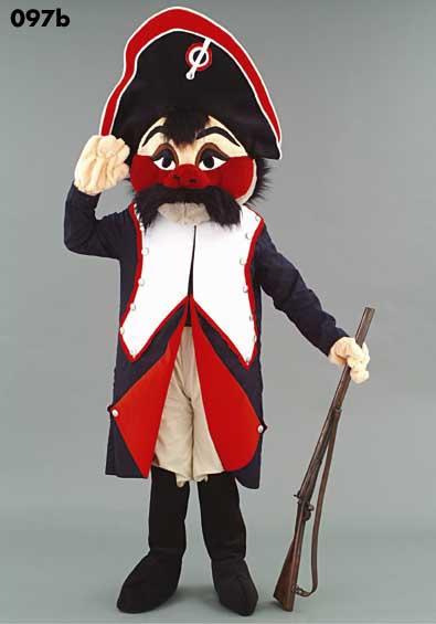 mascotte indossabile, costume, costume indossabile