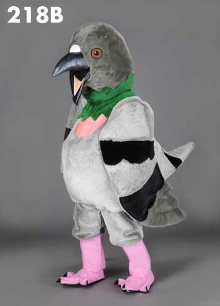 mascotte, mascotte indossabile, costume, costume indossabile