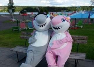 Selma&Sune Sharks